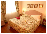Hotels Florence, Double room